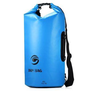 d024b8319f Sacca Impermeabili Borsa Waterproof 40L, GrandBeing® Borse Impermeabili Dry  Bag con Tracolla Regolabile