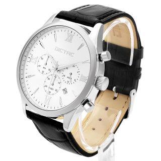 Dictac orologio da polso con 6 lencette movimento al for Orologio numeri romani
