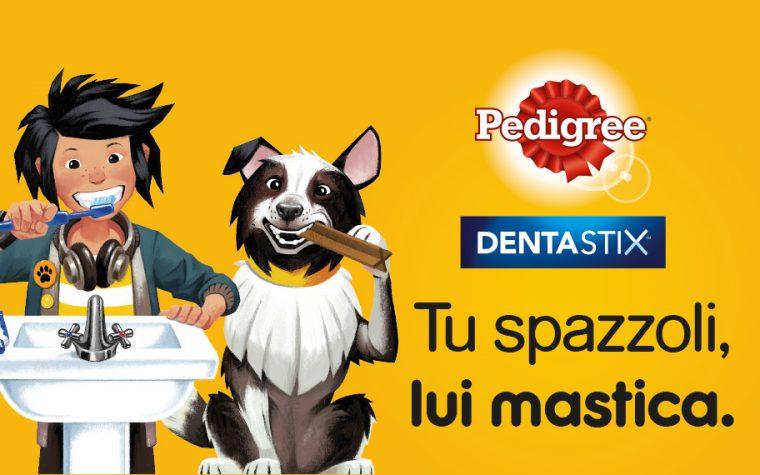 """Pedigree Dentastix – lo """"spazzolino"""" per il proprio cucciolo!"""