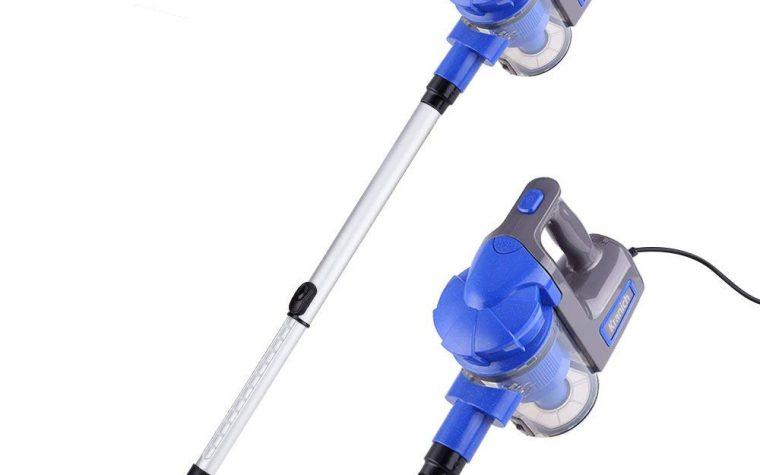 Aspirapolvere senza sacco per casa aspirapolvere portatile ciclonico scopa elettrica potente 700W(5M cable)